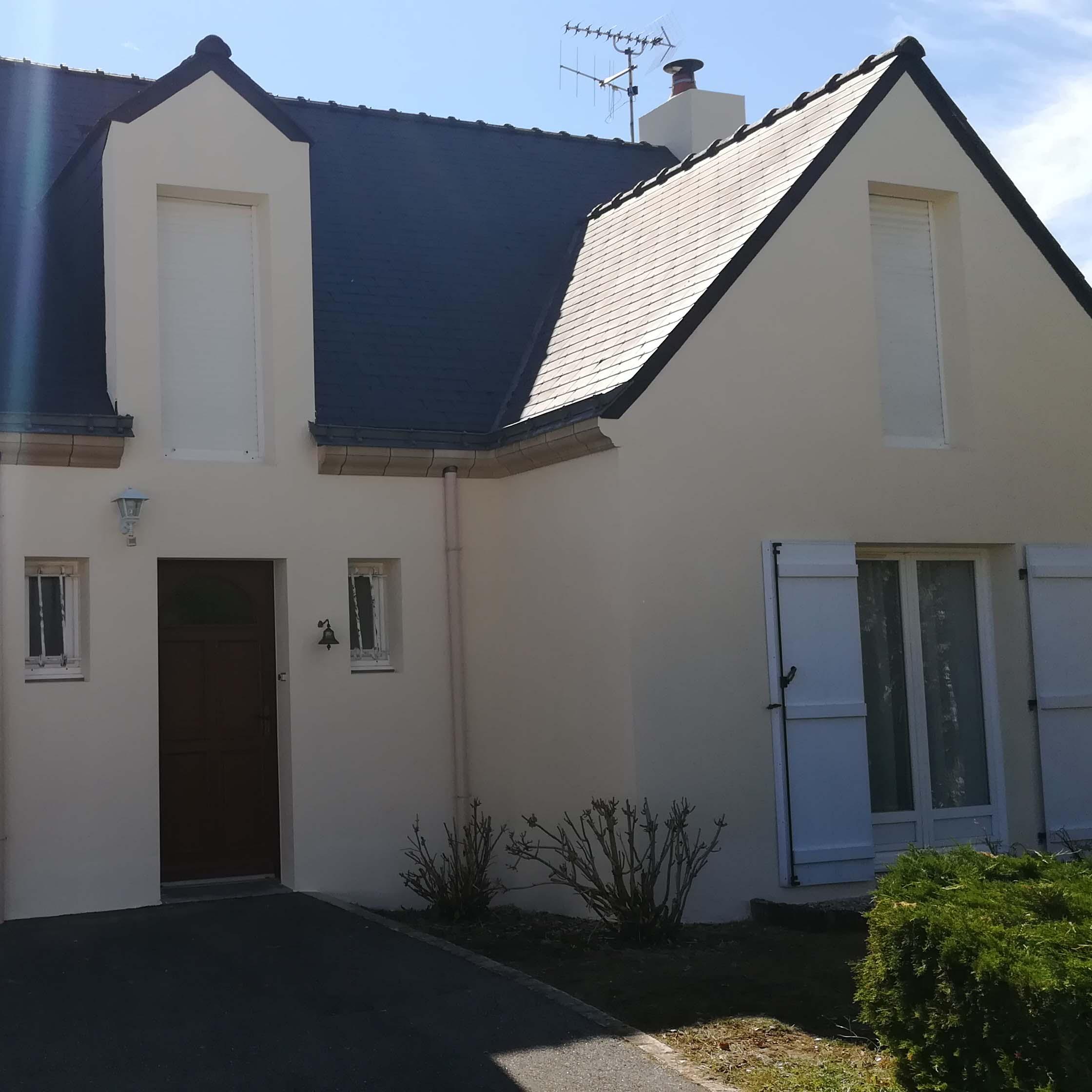 Ravalement de façade - Cathelineau Habitat